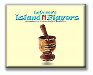 LaGasse's Island Flavors!